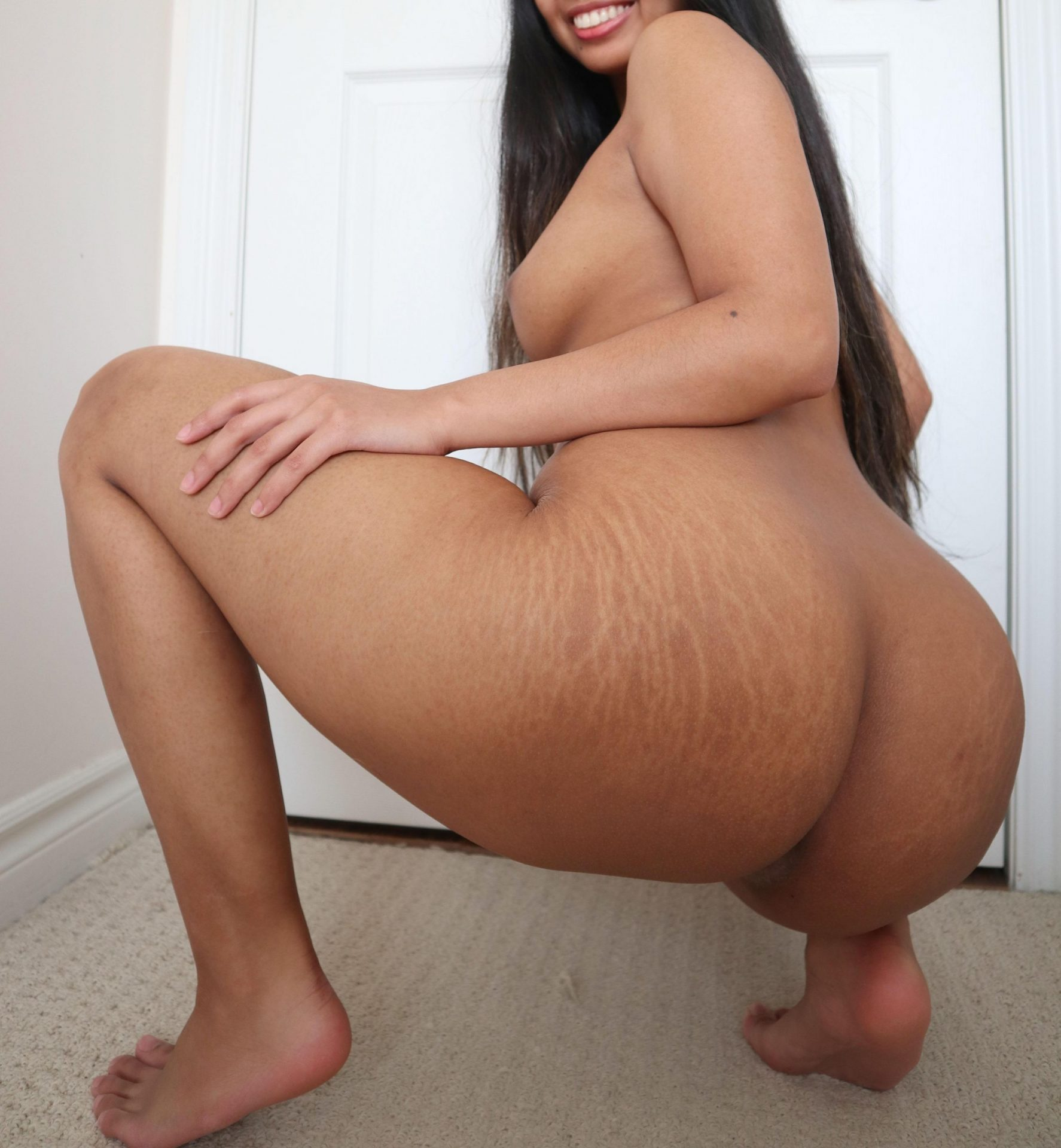 Do you have something for me to bounce my fat filipina ass on?