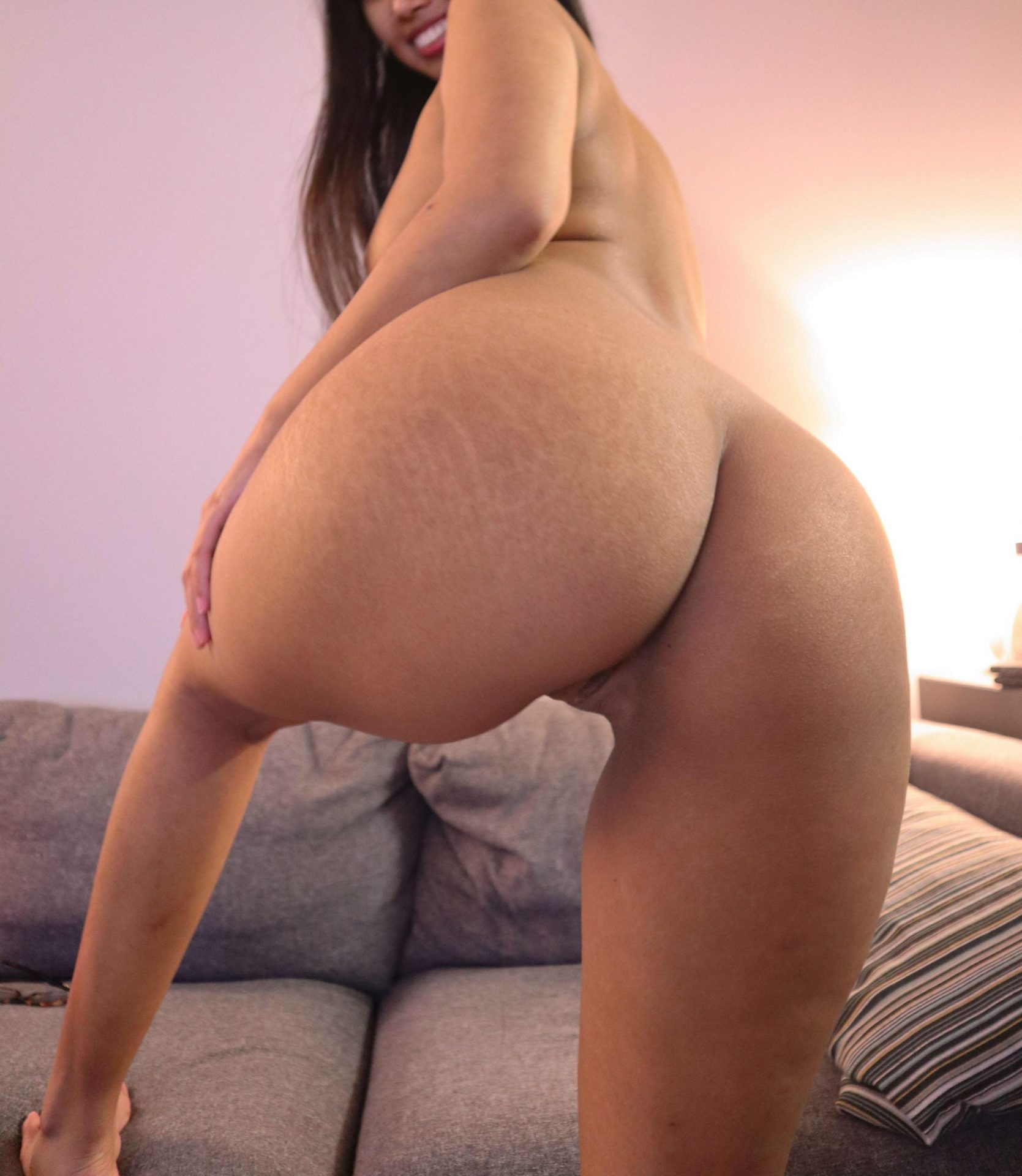 Can I bounce my fat filipina ass on you?