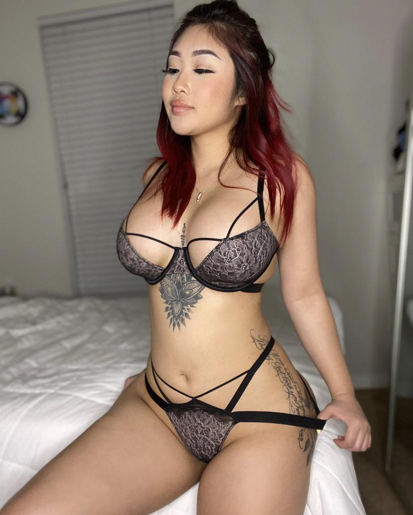 Can I be your first Asian fuck 😈🥰