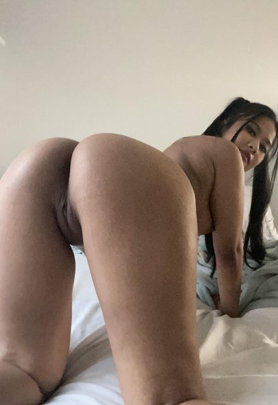 One of our naked asian pics called Do you like my Filipina pussy?
