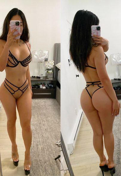 One of our naked asian pics called Do you like my juicy Korean booty