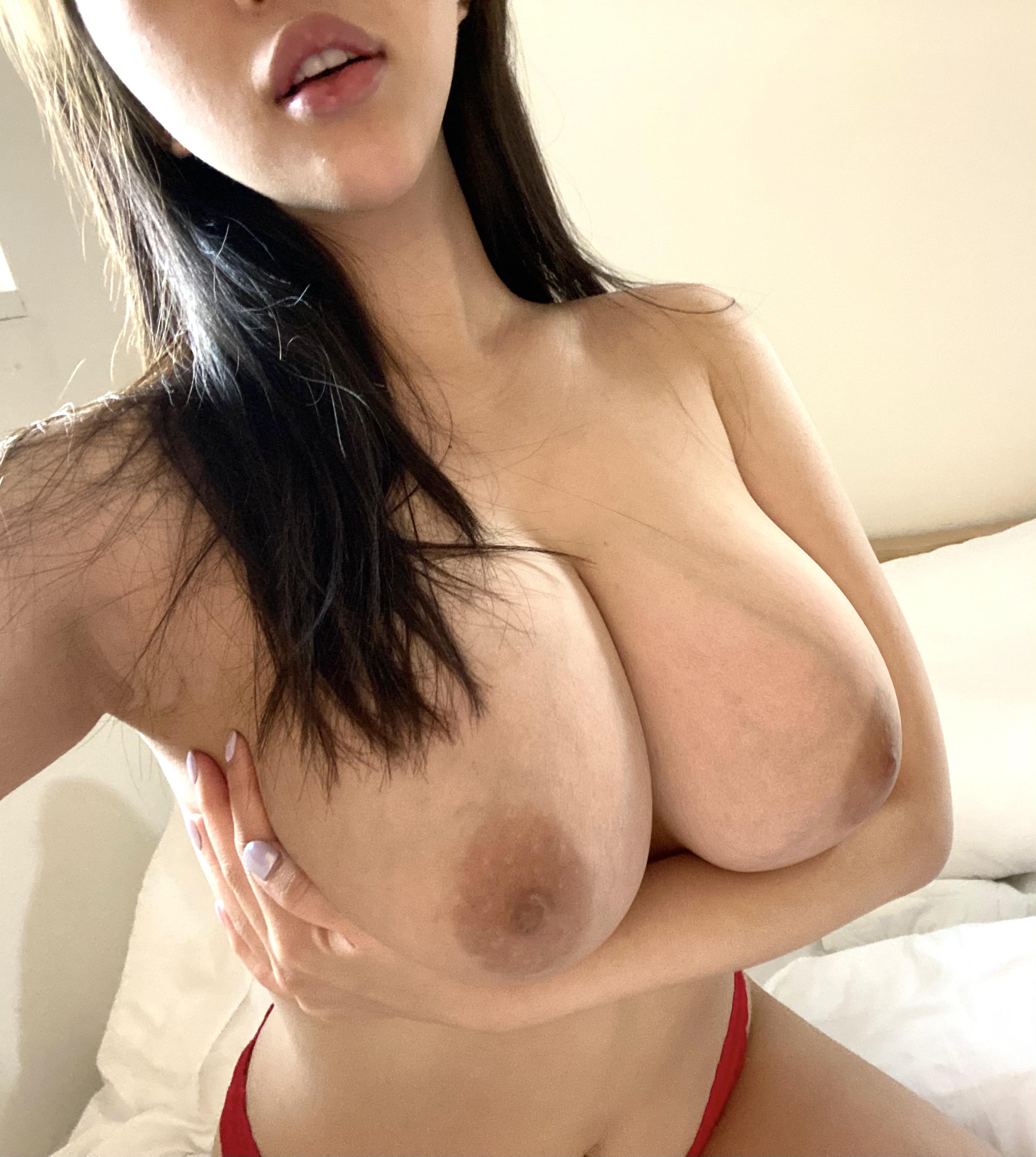 One of our naked asian pics called My girls are a handful