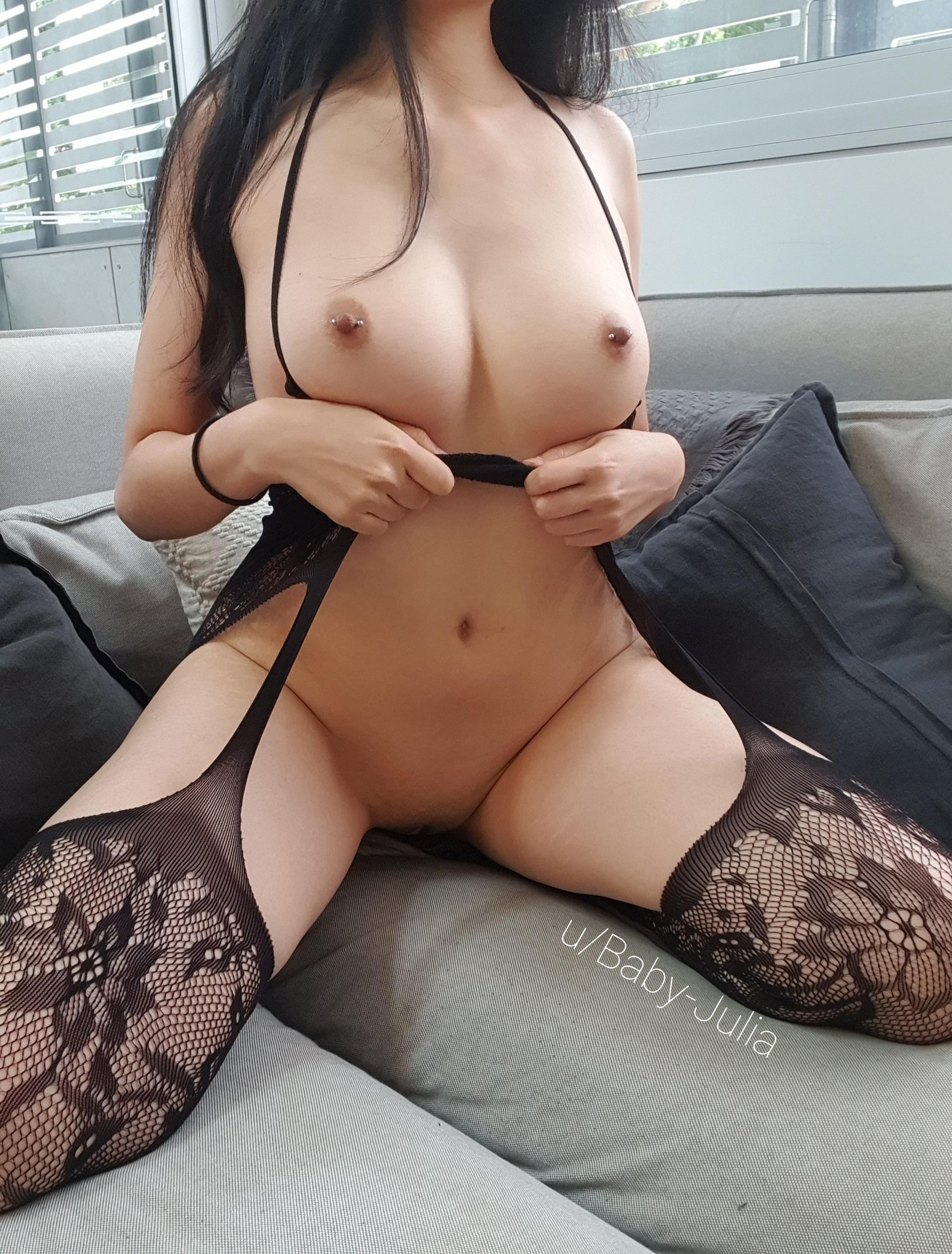 One of our naked asian pics called Am I girlfriend material?