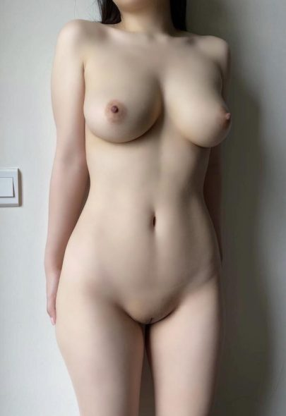 One of our naked asian pics called Not sure if I'm juicy enough