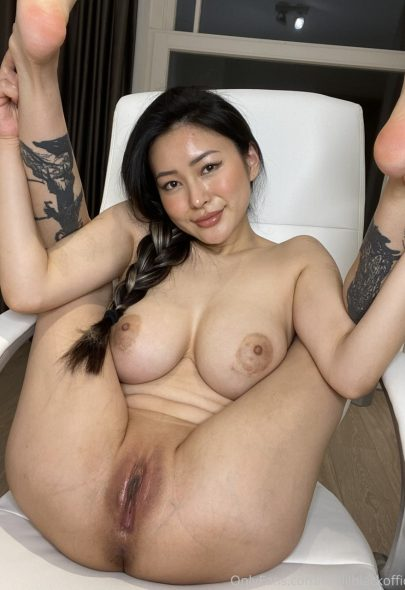 One of our naked asian pics called Fuck She Always Give Me A Boner Such Beauty