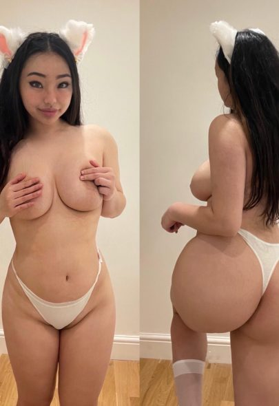 One of our naked asian pics called Heard you like a young petite asian girl with bouncy titties and a fat ass?