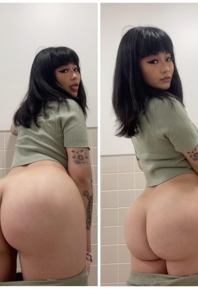 One of our naked asian pics called Do you like girls with easy access😝