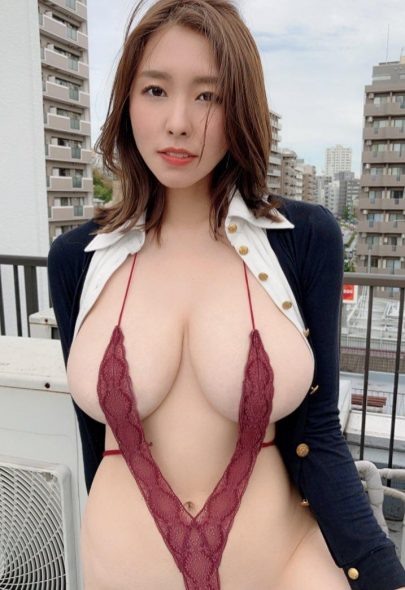 One of our naked asian pics called That Sling Lingerie Isn
