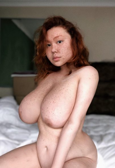 One of our naked asian pics called [OC] I'm curious! Have you ever masturbated to me?