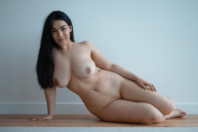 One of our naked asian pics called Would you fuck me sideways?