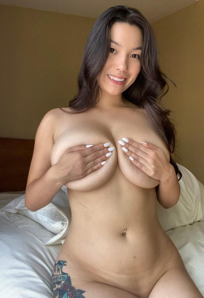 One of our naked asian pics called Want to give them a squeeze?
