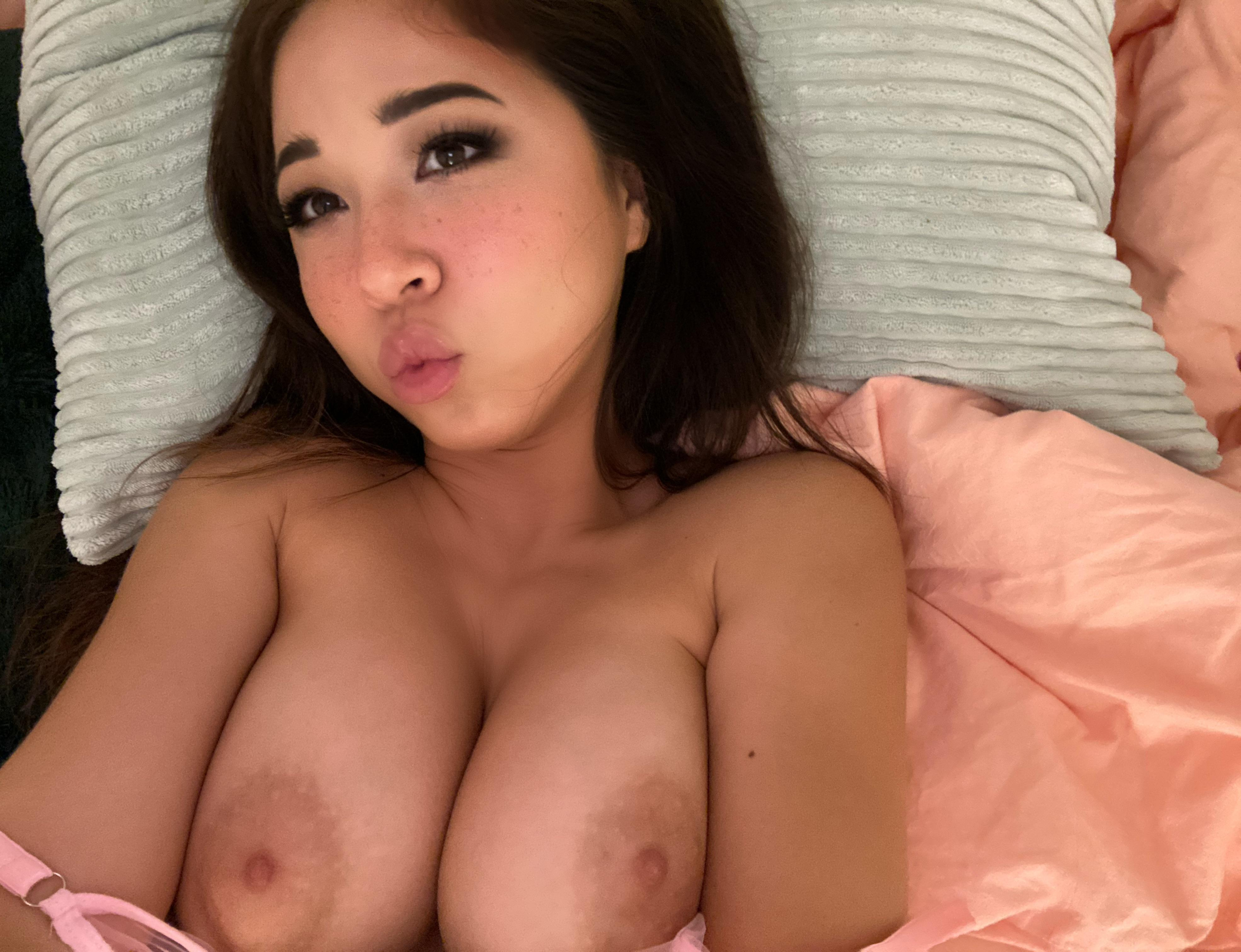 One of our naked asian pics called Juicy enough for you? 💕