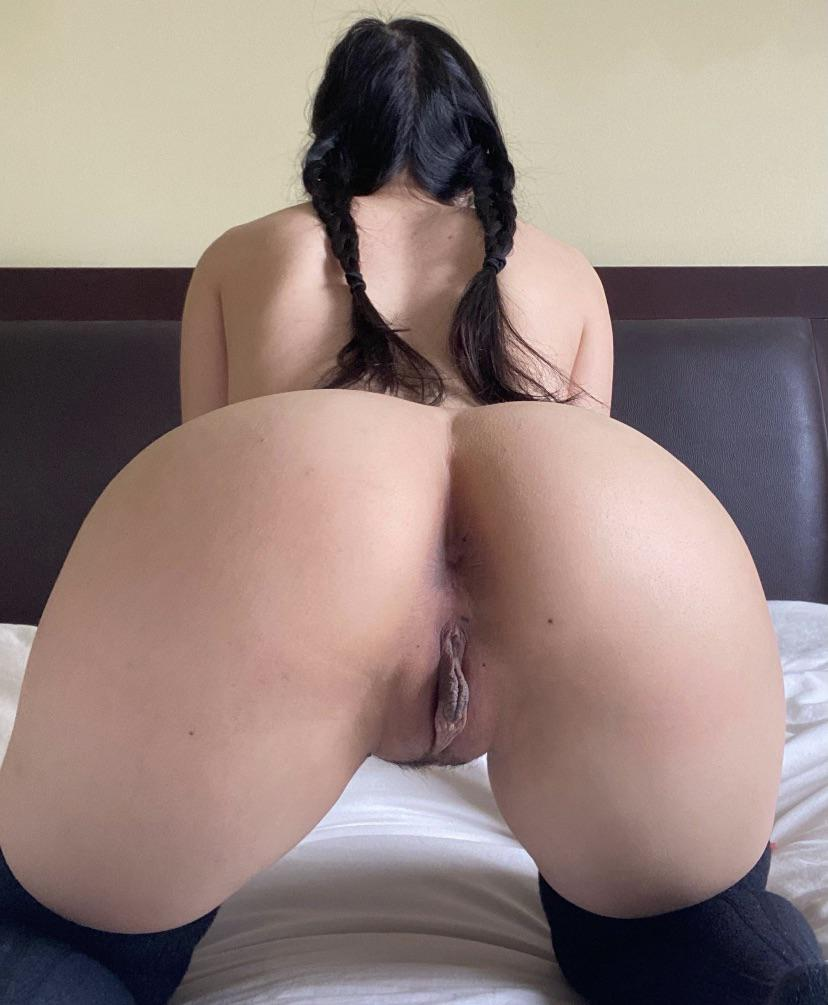 Chinese-Canadian Porn Pics: Juicy Ass